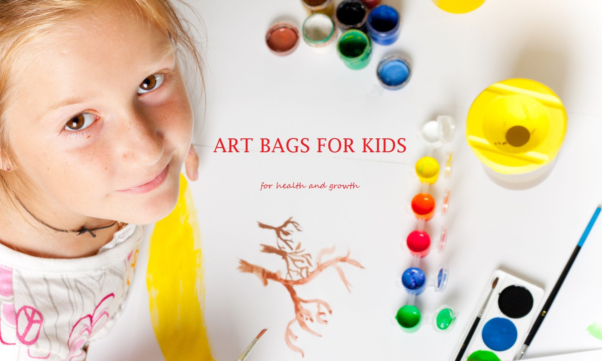 Art Bags for Kids